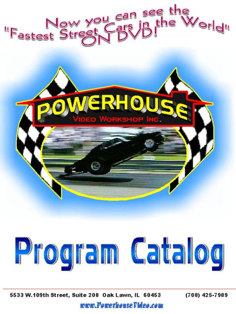 Powerhouse Video Catalog