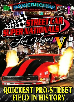 Street Car Super Nationals  V , Las Vegas