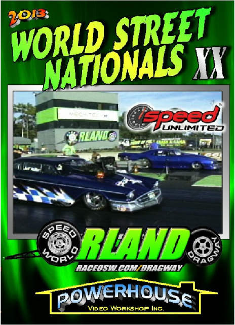 World Street Nationals DVD