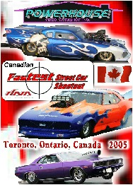 Canadian Fastest Street Car Shootout #2 DVD