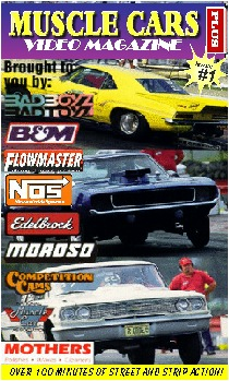 Muscle Cars Video Magazine #1