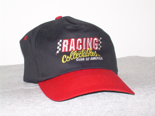 Hat - Racing Collectables Club on America (NEW)