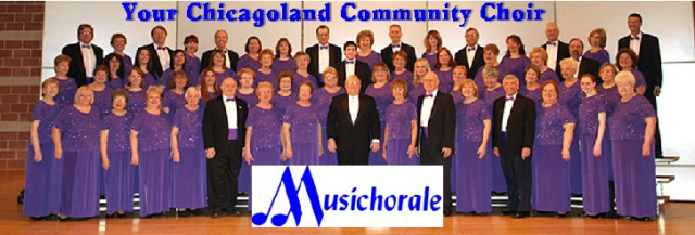 Musichorale, Your Chicagoland Community Choir
